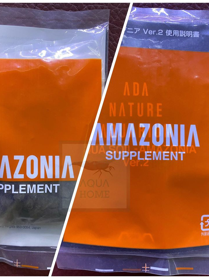 ADA Amazonia Supplement